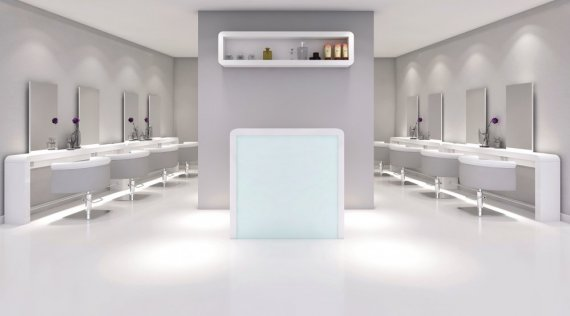 hygienic matters in hair salon